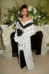 Zendaya – Vogue and Tiffany & Co Party in London