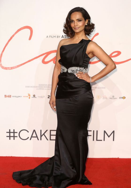 "Aamina Sheikh – ""Cake"" World Premiere in London"
