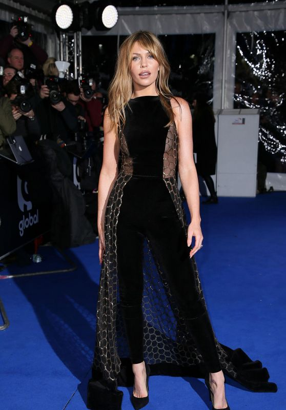 Abbey Clancy – The Global Awards 2018 in London