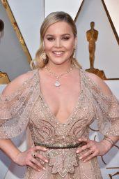 Abbie Cornish – Oscars 2018 Red Carpet