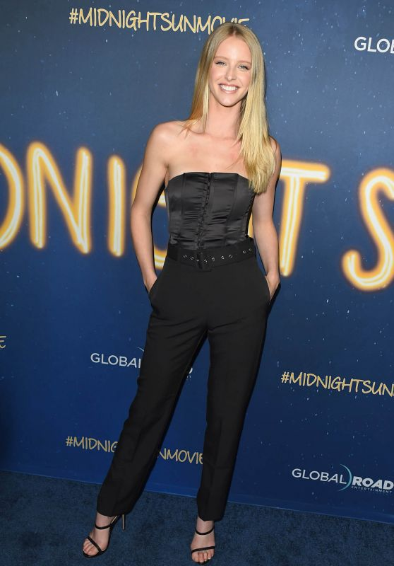 "Abby Champion – ""Midnight Sun"" Premiere in LA"
