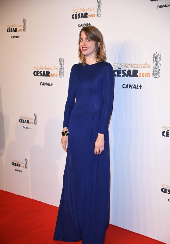 Adele Haenel – Cesar Film Awards 2018 in Paris