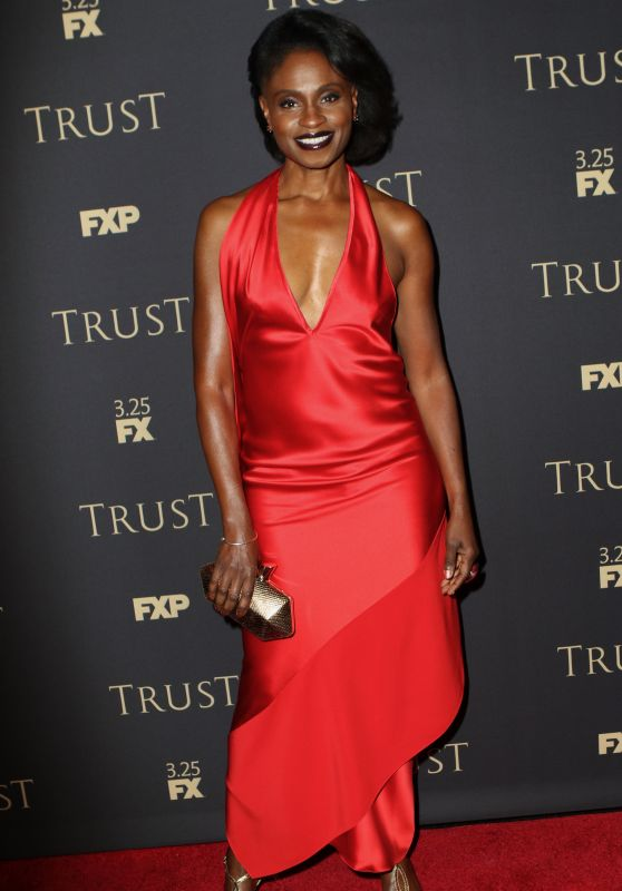 Adina Porter – 2018 FX All-Star Party in NY