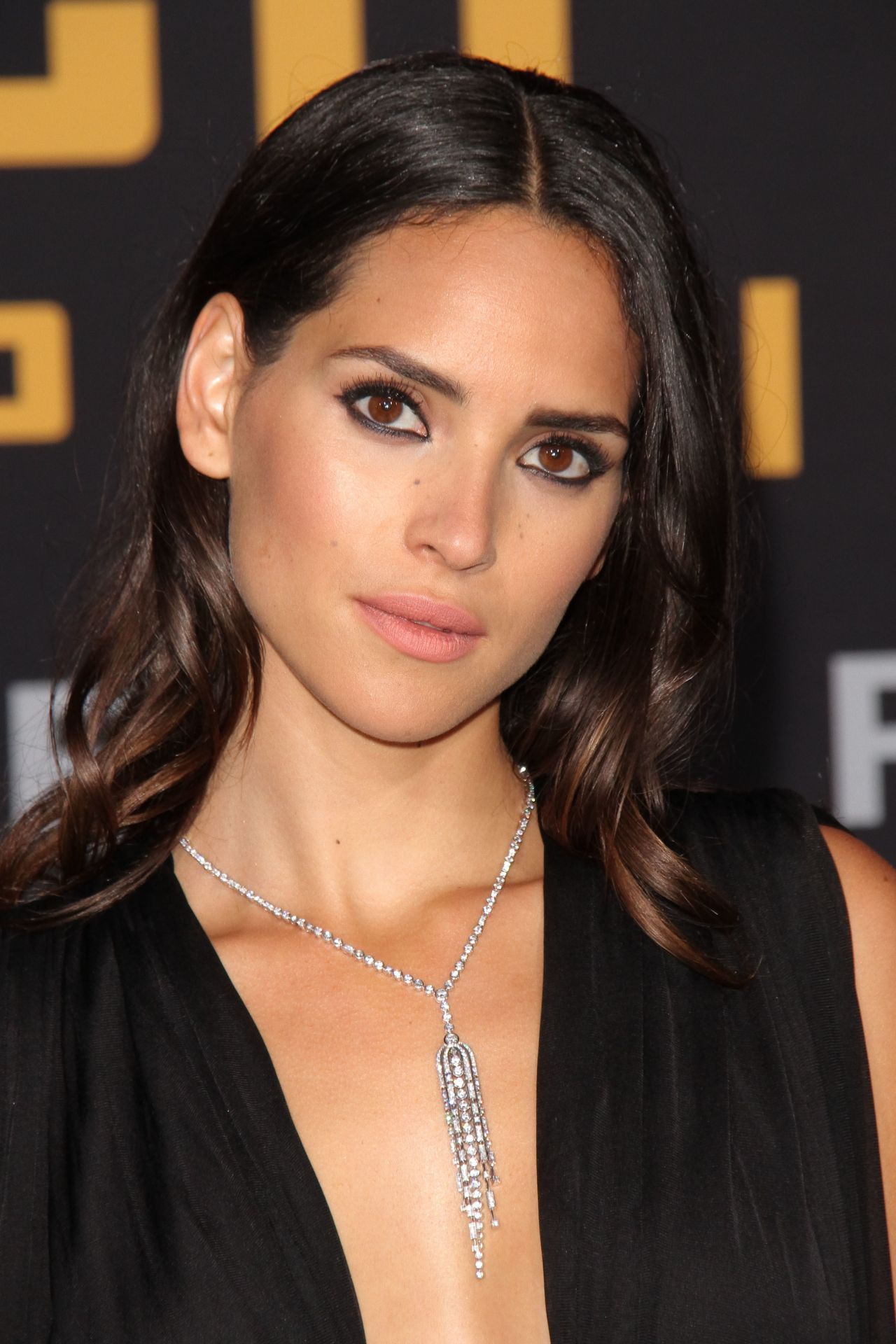 "Morbius Film >> Adria Arjona – ""Pacific Rim Uprising"" Premiere in Hollywood"