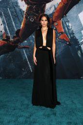 "Adria Arjona – ""Pacific Rim Uprising"" Premiere in Hollywood"
