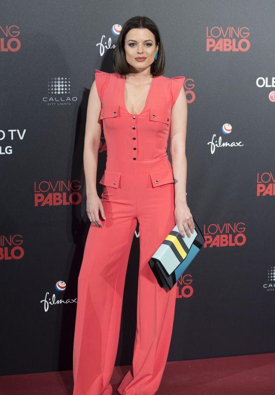 "Adriana Torrebejano – ""Loving Pablo"" Premiere in Madrid"