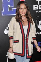 Adrienne Bailon - 2018 Rookie USA Fashion Show in LA