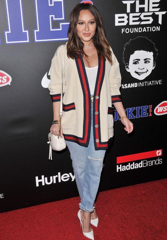 Adrienne Bailon - 2018 Rookie USA Fashion Show in LA