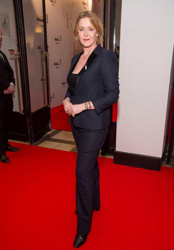 Agnes Soral – Cesar Film Awards 2018 in Paris