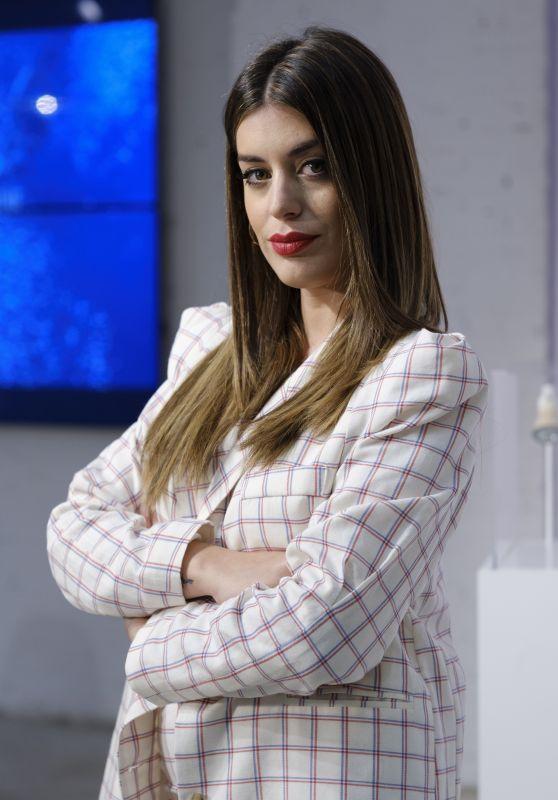 Aida Domenech - Presentation of the New Venus Swirl in Madrid 03/22/2018