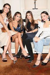 Aimee Song – Camila Coelho's 30th Birthday Party in Paris