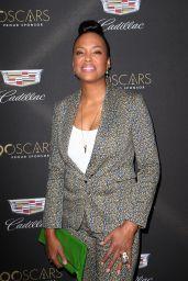 Aisha Tyler – Cadillac Oscar Celebration in LA