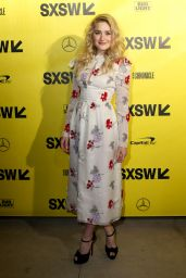 "AJ Michalka – ""Support the Girls"" Premiere in Austin"