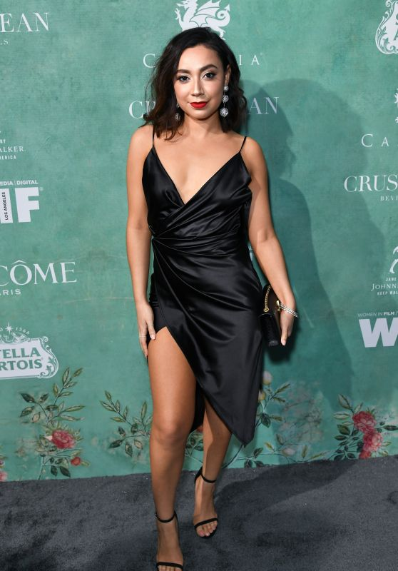 Alejandra Rodriguez – 2018 Women in Film Pre-Oscar Cocktail Party in LA