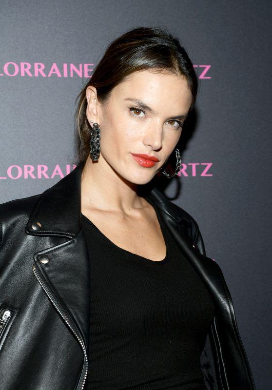 Alessandra Ambrosio – Lorraine Schwartz Eye Bangles Collection Launch