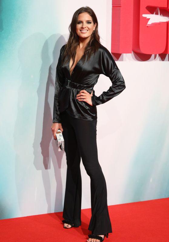 "Alexandra Felstead – ""Tomb Raider"" Premiere in London"