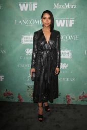 Alexandra Shipp – 2018 Women in Film Pre-Oscar Cocktail Party in LA