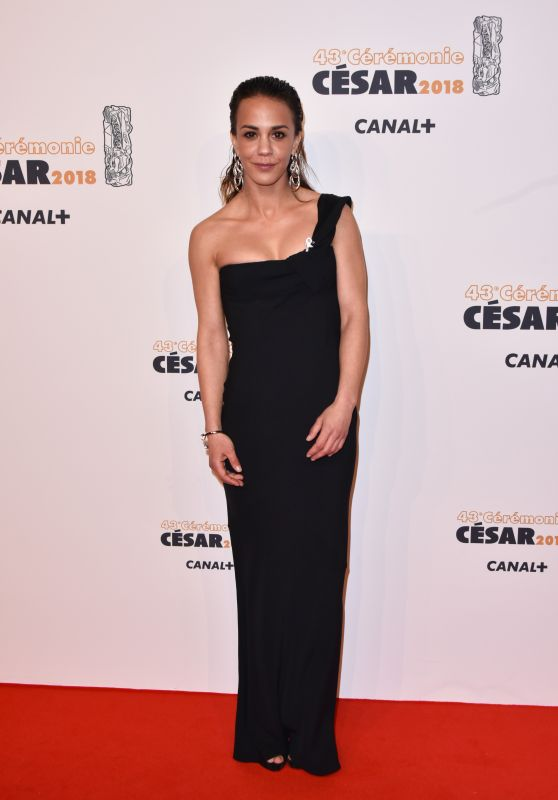 Alice Belaidi – Cesar Film Awards 2018 in Paris