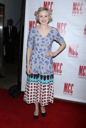 Alison Pill – MCC Theater's Miscast Gala in NYC