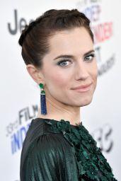 Allison Williams – 2018 Film Independent Spirit Awards in Santa Monica