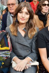 Alma Jodorowsky – Chanel Fashion Show FW18 in Paris