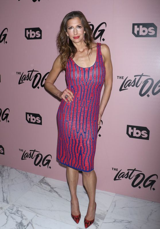 "Alysia Reiner – ""The Last O.G."" TV Show Premiere in NY"