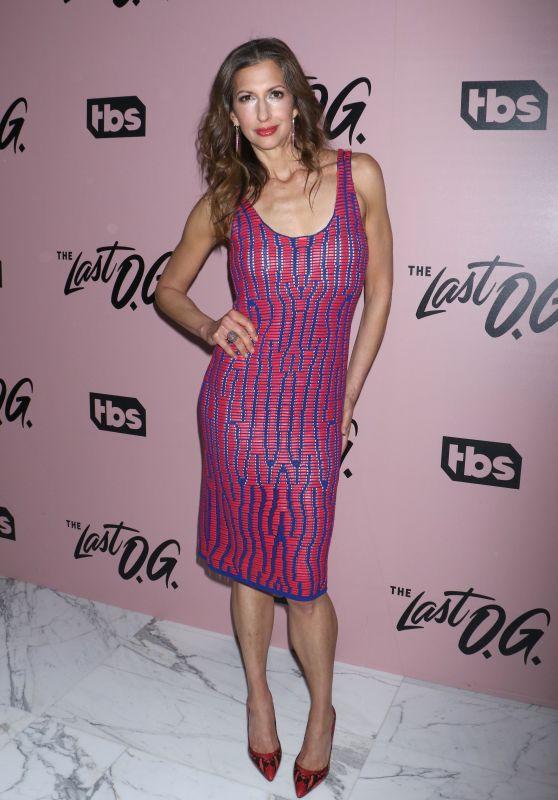 "Alysia Reiner – ""The Last O.G."" TV Show Premiere in NY"