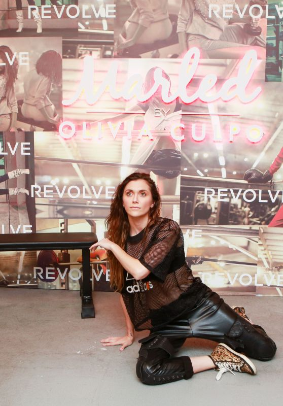 Alyson Stoner – Revolve x Marled Collaboration Event in LA
