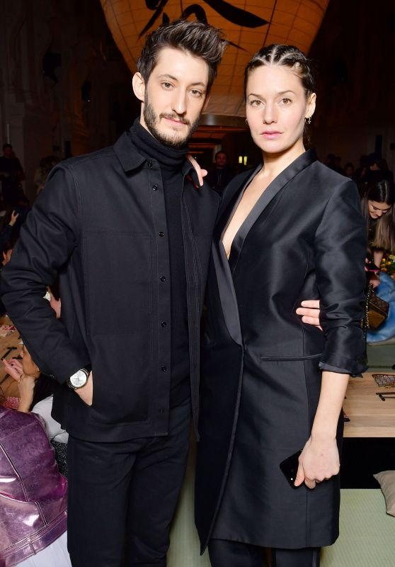 Alysson Paradis and Pierre Niney – H&M Studio Show FW18 in Paris