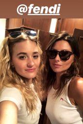 Amanda AJ Michalka - Social Media 03/23/2018