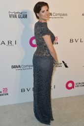 Amanda Cerny – Elton John AIDS Foundation's Oscar 2018 Viewing Party in West Hollywood