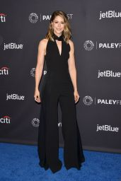 Amanda Crew – Media's 35th Annual PaleyFest in Hollywood