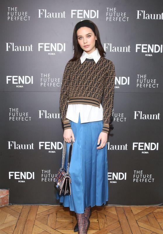 Amanda Steele – Fendi X Flaunt Celebrate the New Fantasy Issue in LA