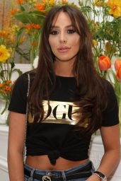 Amber Dowding – Murad Skincare Launch Party in London