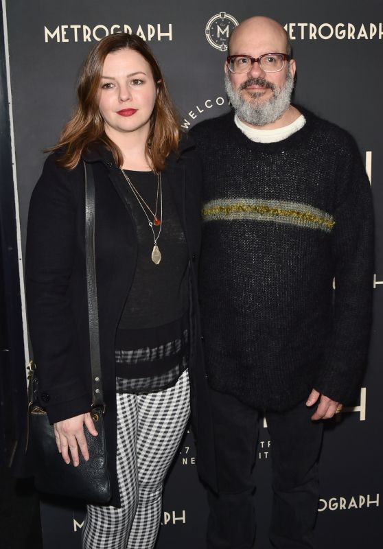 Amber Tamblyn – Metrograph Party in New York 03/22/2018