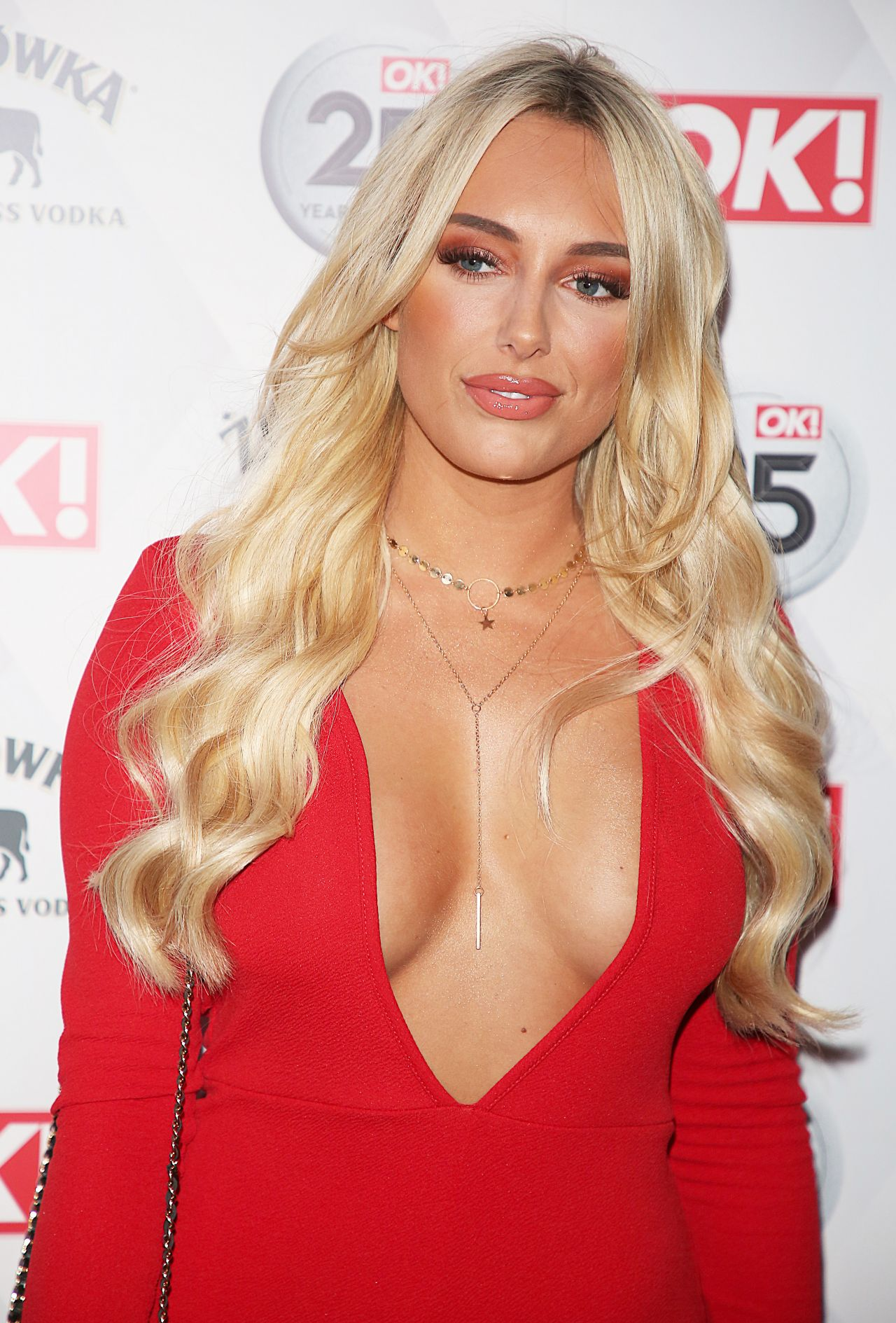 Amber Turner Ok Magazine S Party In London 03 21 2018