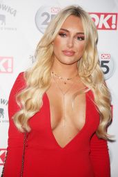 Amber Turner – OK! Magazine's Party in London 03/21/2018