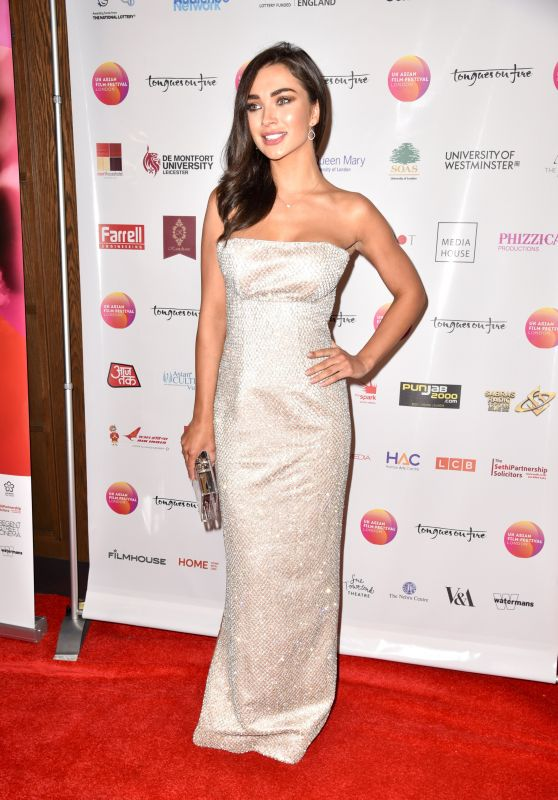 Amy Jackson - UK Asian Film Festival Closing Gala in London