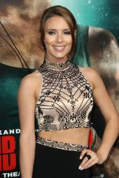 """Amy Pemberton – """"Tomb Raider"""" Premiere in Hollywood"""