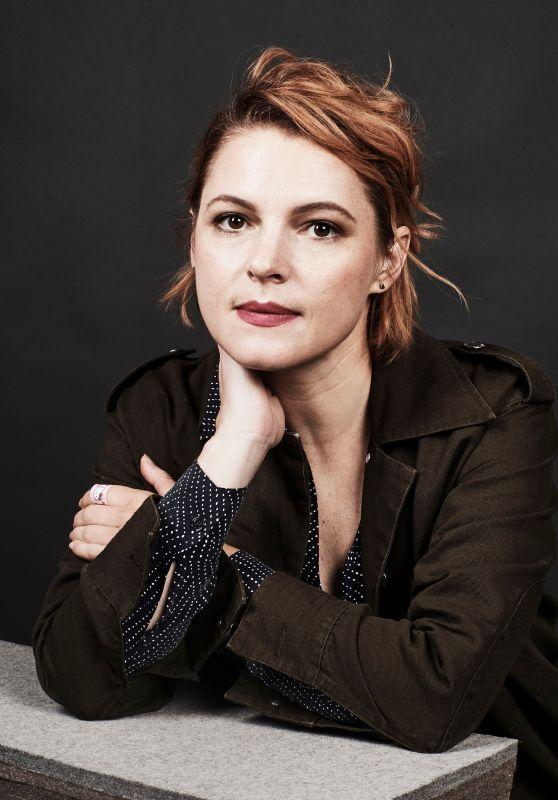 Amy Seimetz – Deadline Studio Portraits at SXSW 2018
