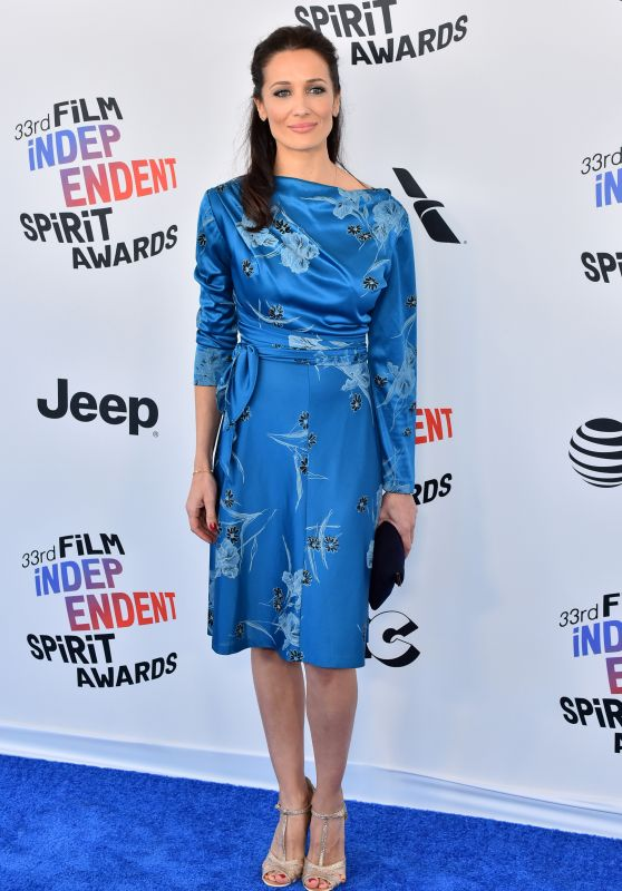 Ana Asensio – 2018 Film Independent Spirit Awards in Santa Monica