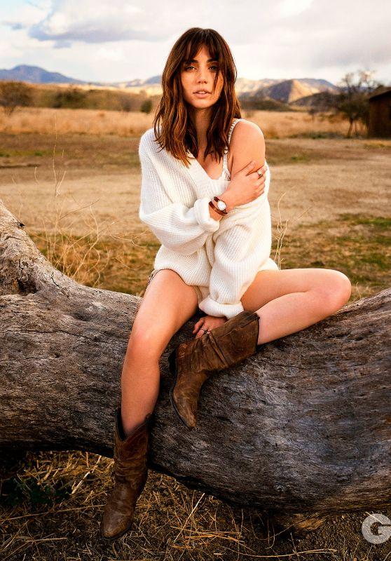 Ana de Armas – GQ Magazine Mexico, April 2018 Photos