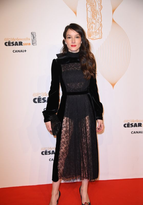 Anais Demoustier – Cesar Film Awards 2018 in Paris