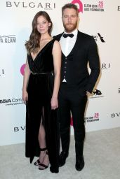 Analeigh Tipton – Elton John AIDS Foundation's Oscar 2018 Viewing Party in West Hollywood