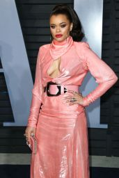 Andra Day – 2018 Vanity Fair Oscar Party in Beverly Hills