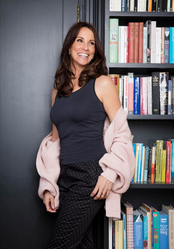Andrea McLean - Photoshoot, March 2018
