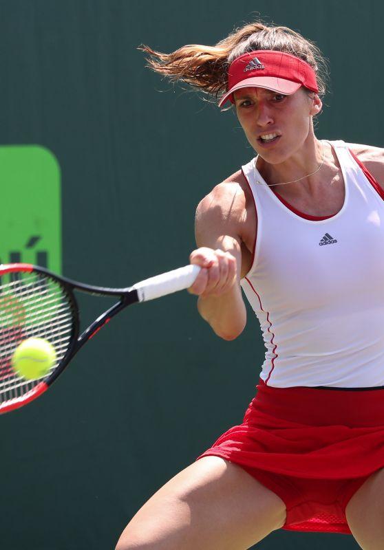 Andrea Petkovic - 2018 Miami Open in Key Biscayne