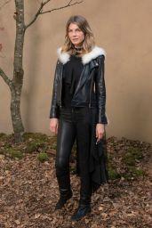 Angela Lindvall – Chanel Fashion Show FW18 in Paris