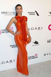 Angela Sarafyan – Elton John AIDS Foundation's Oscar 2018 Viewing Party in West Hollywood