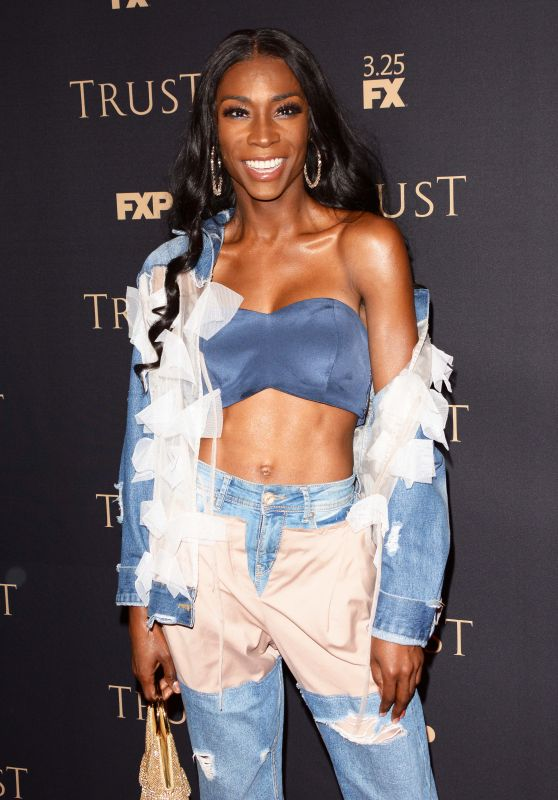 Angelica Ross - 2018 FX Annual All Star Party in New York